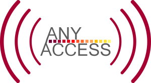 AnyAccess Zutrittskontroll Software Logo