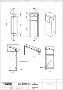 WA CASE2 medium - Skizze